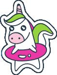 Marshmellow Online Mascot